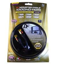 Monster Cable 1000HD-1M Ultimate-High Speed HDMI (3.3 FT) 15.8Gpbs+