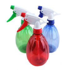 500ml Water Spray Sprayers Plastic Bottle For SALON Plants Pet in Radom Color