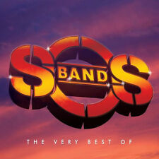 S.O.S. BAND Very Best Of 25 TRACK COLLECTION Sos ESSENTIAL New Sealed 2 CD