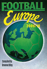 Football in Europe 2009/10 - European International and Domestic Statistics book