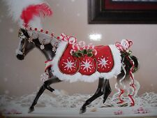 Breyer NIB * Peppermint Kiss * 700118 Christmas Holiday Traditional Model Horse