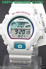 GLX-6900-7D White Casio Men's Watches G-Shock G-Lide Tide Graph Moon Sport New