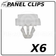 Panel Clips Bodyside Trim Clips Volkswagen Touareg Pack of 6 Part Number: 12367