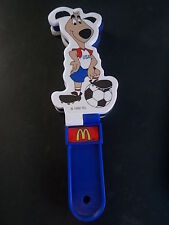 Vintage McDonald's Toy McDonalds toys 1992 Summer Olympics USA Football Rattle