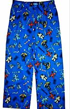 Lego Ninjago Childs 4-5 Small Lounge Pants Pajamas Sleepwear Pants New boy