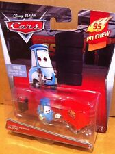 "DISNEY CARS DIECAST - ""Pit Crew Member Guido"" - New 2015 Card - Combined Postage"