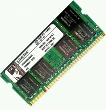2 GB (1 X 2 GB) DDR2-800 Pc2 6400 Memoria Ram actualización Apple Imac Series Laptop
