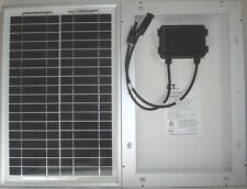 ET Solar 15w 12v Monocrystalline Panel with MC4 Connectors & 4mm Solar cable