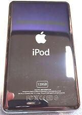 Apple iPod classic 7th Generation Charcoal Grey 120 GB Quick ship Excellent
