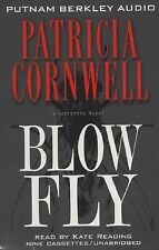 Blow Fly (9 Cassettes) Patricia Cornwell Audiobook (Kay Scarpetta Series)