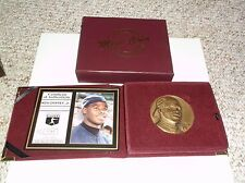 MINT COIN THE HIGHLAND MINT SPORTS COLLECTION KEN GRIFFEY JR, BRONZE MINT COIN