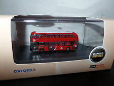 Oxford NNR002 N Gauge 1/148 Scale New Routemaster Boris Bus London Central 12