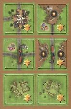 Carcassonne - Gold Rush: The Sheriff -Goldrausch Der Sherrif Mini-Expansion