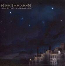 FLEE THE SEEN - Doubt Becomes The New Addiction (CD 2006) USA Import MINT Emo