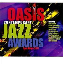 CD 2011 Oasis Contemporary Jazz Awards - Various