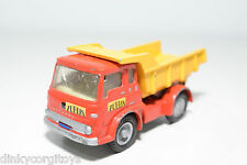 CORGI TOYS 494 BEDFORD TRACTOR UNIT TIPPER TRUCK EXCELLENT CONDITION REPAINT