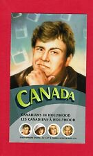 2006 CANADIANS IN HOLLYWOOD  CANADA STAMPS  BOOKLET  #  2159  BK326  L950