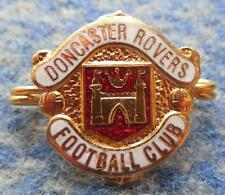 DONCASTER ROVERS FC ENGLAND SOCCER FOOTBALL FUSSBALL 1970's ENAMEL PIN BADGE