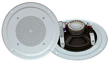 New Pyle PDICS64 6-1/2'' Full Range In-Ceiling Speaker System W/Transformer