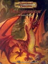Draconomicon: The Book of Dragons (Dungeons & Dragons), Williams, Skip, Wyatt, J