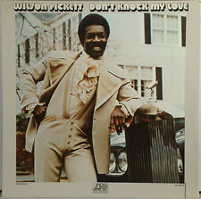 WILSON PICKETT Don't Knock My Love 1971 LP