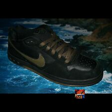 "OG Nike SB Paul Rodriguez Zoom Air Low ""Loden"" Black Sz 11.5 prod p-rod jrod"