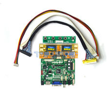HDMI+VGA+AV+USB LCD Controller Board Kit For AUO 19″ Monitor M190PW01 WXGA+