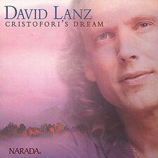 LANZ, DAVID-CRISTOFORI`S DREAM CD NEW