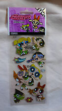 Powerpuff Girls Dancing Guitar Stickers Prism Mojo Jojo Cartoon Network