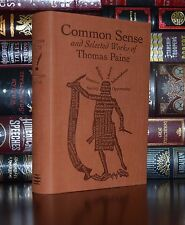 Common Sense and Selected Works of Thomas Paine Brand New Soft Leather Feel Ed