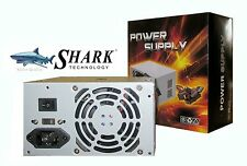 NEW SHARK® 500W ATX 24-Pin Internal Computer Power Supply Desktop PC PSU 400W