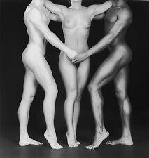 Robert Mapplethorpe Kunstdruck Photo Poster XXL Ken Lydia Tyler 1985 Male Nudes