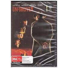 DVD UNFORGIVEN Clint Eastwood Gene Hackman WESTERN 1992 SPECIAL FEATURES R4[BNS]