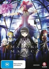 Puella Magi Madoka Magica the Movie -Rebellion- DVD NEW