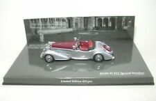Horch 855 Spezial-Roadster (silver/red) 1938
