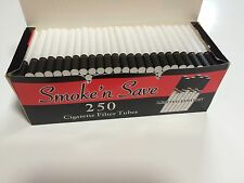40 boxes (MasterCase) 10,000 Limited Edition King Size cigarette filter tubes