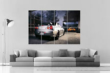 JDM Legends 1984 Savanna RX7  Wall Poster Grand format A0 Large Print