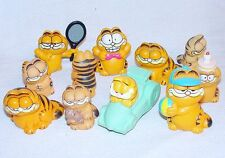 United Feature Syndicate GARFIELD PVC Vinyl Figure Mint Collection Lot `81 Rare!
