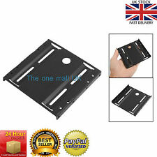 2.5'' to 3.5'' HDD/ SSD Hard Disk Drive Mounting Bracket Rail Adapter Case UK