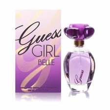 Guess Girl Belle by Guess 3.4 oz EDT Perfume for Women New In Box