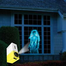 Halloween Rear Window Video FX Effect Projection Projector Spooky Terror Ghost