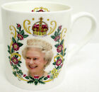 HRH Queen Elizabeth II Mug Bone China 90th Birthday Commemorative Collectors Mug