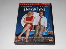 Bewitched (DVD, 2005, Special Edition) Widescreen