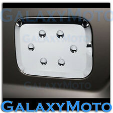 11-16 FORD Super Duty F250+F350+F450 Chrome Gas Fuel Tank Door Cover truck