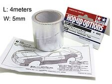 4M Tamiya Aluminum Reinforced Tape to Protect 1/10 RC Touring Drift Car Body