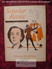Saturday Review April 1 1950 MARCHETTE CHUTE SAMUEL GOLDWYN ELMER DAVIS