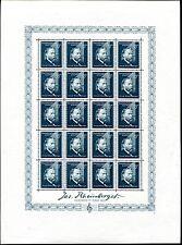 LIECHTENSTEIN 1939 172KB ** POSTFRISCH KLEINBOGEN (90002c
