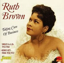Taking Care Of Business - Ruth Brown (2011, CD NIEUW)2 DISC SET