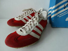 Orig. Vintage Adidas SPIKES Laufschuhe Sprinter Trainers very rare