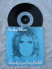 DUSTY SPRINGFIELD BABY BLUE / GET YOURSELF TO LOVE mercury p/s ....... 45rpm
